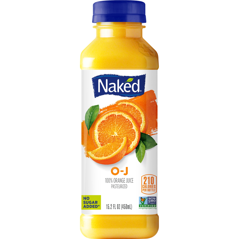 Naked Juice O-J
