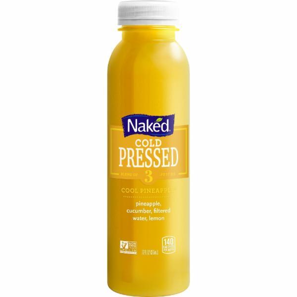 UPC 82592634108 Naked Pressed Pineapple Juice Cool